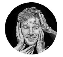 Benedict Cumberbatch Photographic Print
