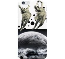 Moon dance 1 iPhone Case/Skin