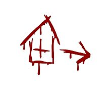 Left 4 Dead - Safehouse [red] Photographic Print