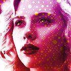 Scarlett Champagne  by Mark Cox