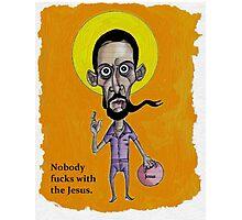 Jesus  Photographic Print