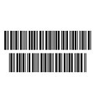 "Barcode ""High Tech Low Life"" by Nemesis96"