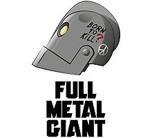 Full Metal Giant Photographic Print