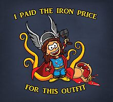 Thor's outfit by gabrielart