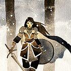 Warrior by Pauliina Hannuniemi