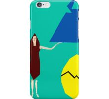 MY LOVE IS STRONGER THAN YOU THINK iPhone Case/Skin