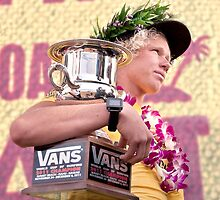 John John Florence Vans World Cup of Surfing 2011 Champion.2 by Alex Preiss