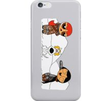 Sugar, spice and ghost iPhone Case/Skin