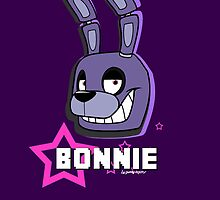 Bonnie (Five Nights At Freddy's) by GummyRaptor