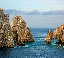 El Arco de Cabo San Lucas by randymir