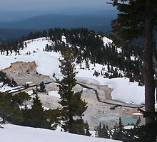 On Top of the World at Lassen by KristinaL
