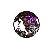 Lorde Nebula Symbol Photographic Print