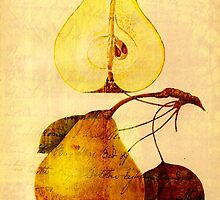 Copper Pear by Sarah Vernon
