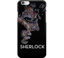 Sherlock mathematical construction T-Shirt iPhone Case/Skin