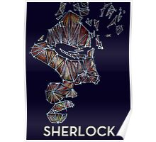 Sherlock mathematical construction T-Shirt Poster