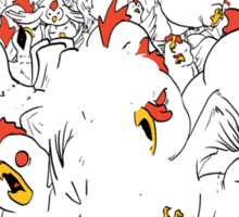 Cucco for Link Sticker