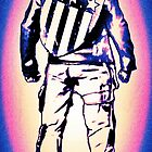 Star Spangled Man Turned Hero by Mark Cox