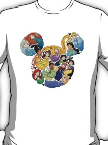 Princess Mickey Ears T-Shirt