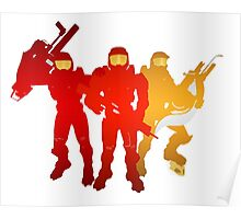 Red Team Poster