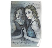 Reflective Moment Poster