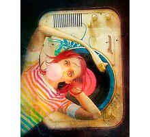Bubblegum Pop Photographic Print