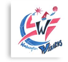 Washington Wizards Canvas Print