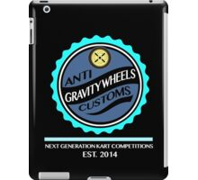 Anti Gravity Wheels Custom iPad Case/Skin