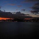 San Francisco Bay Dawn by David Denny