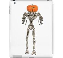 Halloween Cylon: Pumpkinhead iPad Case/Skin