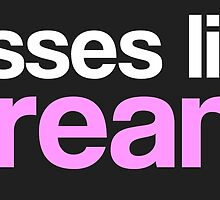 One Direction - Kisses like cream by efini2