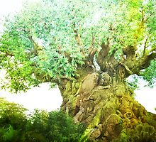 Tree of Life by michelleenright