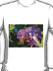 Bees,Flowers,Water! T-Shirt