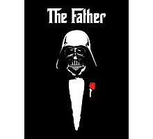 The Father Photographic Print