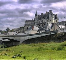 The Chateau Amboise Ongoing by Larry Lingard-Davis
