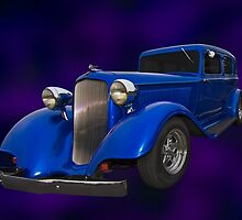 1933 Plymouth by RandyHume