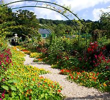 Giverny Colour by Greg McMahon