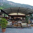 Steak House...Olu Deniz, Turkey by lynn carter