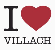 I ♥ VILLACH by eyesblau