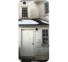 Window Panes iPhone Case/Skin