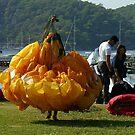 Latest Fashion, Parachute Dress...... by lynn carter