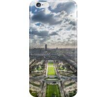 Towering over Paris iPhone Case/Skin