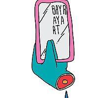 The Mirror by BayRayArt