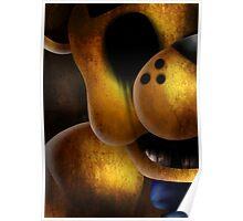 Golden Freddy Poster
