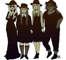 Coven by ashleenowland