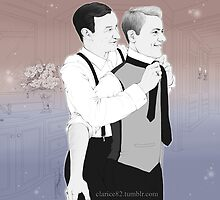 Mystrade - Not a Prince Charming by Clarice82