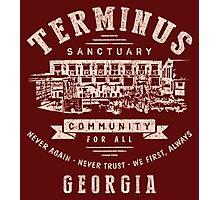 Terminus Sanctuary Community (light) Photographic Print