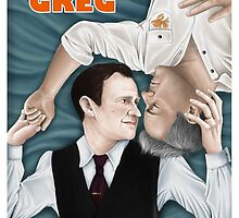 Mystrade - A Fish called Greg by Clarice82
