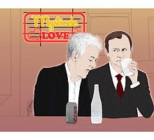A Mystrade Year by Clarice82