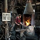 The Blacksmith by Mieke Boynton