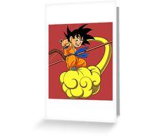 Gokuu Greeting Card